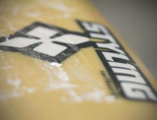 Styling Surfboards- Jaime Fernandez